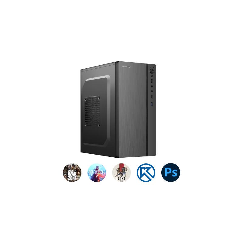 Компьютер Зеон Игровой с SSD [745]